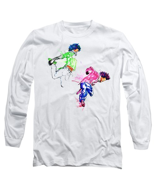 Move It Long Sleeve T-Shirt by Howard Barry