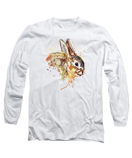 Mr. Bunny Long Sleeve T-Shirt