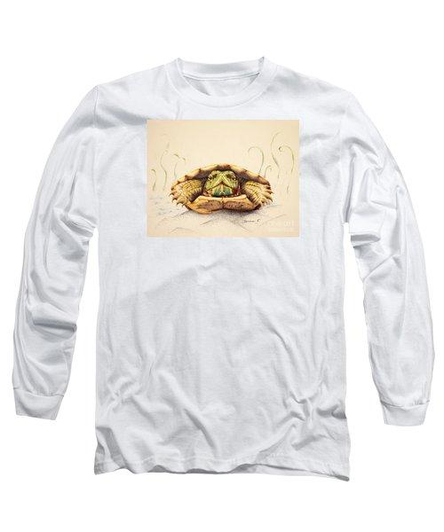 Mr. Flo Long Sleeve T-Shirt