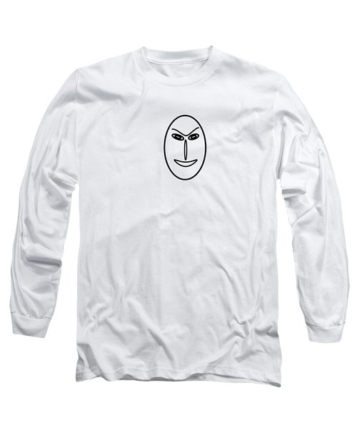 Mr Mf Is A Friendly Asian Long Sleeve T-Shirt