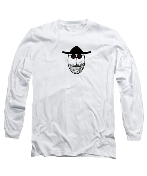 Mr Mf Is Scarface  Long Sleeve T-Shirt