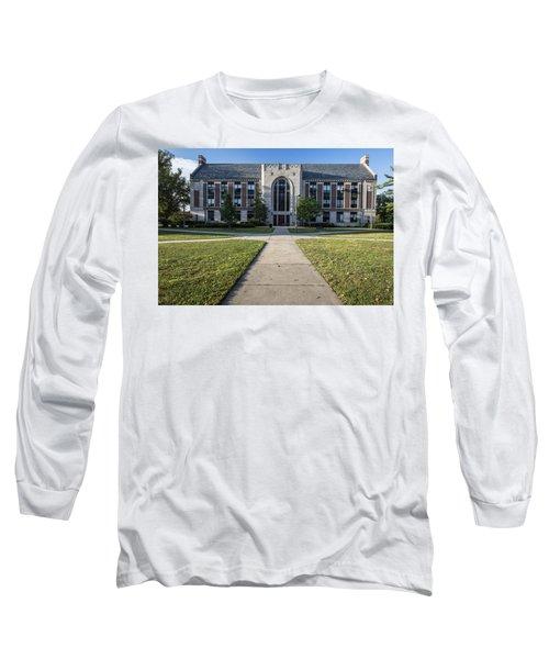 Msu Campus Summer Long Sleeve T-Shirt