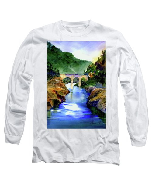 Mtn Quarries Rr Bridge Long Sleeve T-Shirt
