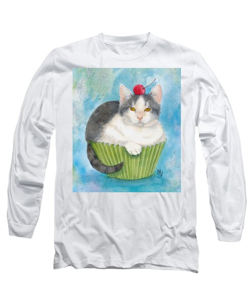 Muffin Of Animal Rescue And Foster Long Sleeve T-Shirt