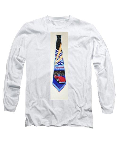 Mulholland Drive Long Sleeve T-Shirt