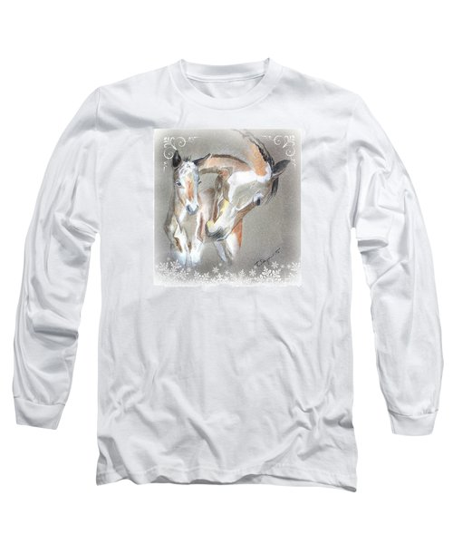 Mummy Christmas Long Sleeve T-Shirt