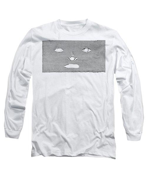 Mummylike Long Sleeve T-Shirt