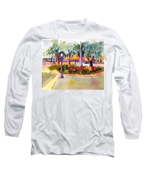 Munn Park, Lakeland, Fl Long Sleeve T-Shirt