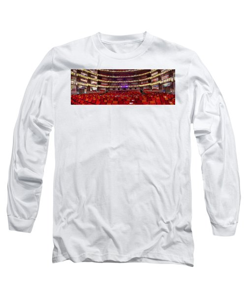 Murrel Kauffman Theater Long Sleeve T-Shirt
