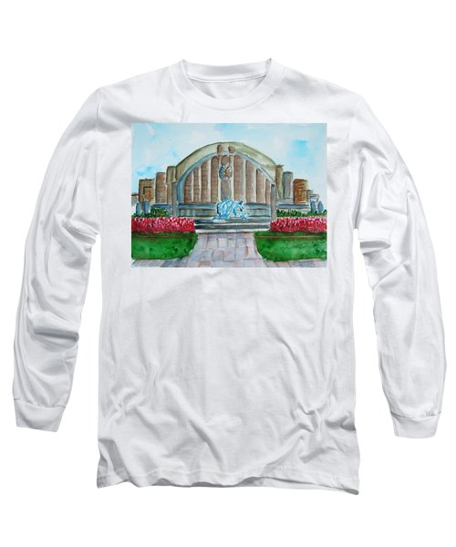 Museum Center Long Sleeve T-Shirt