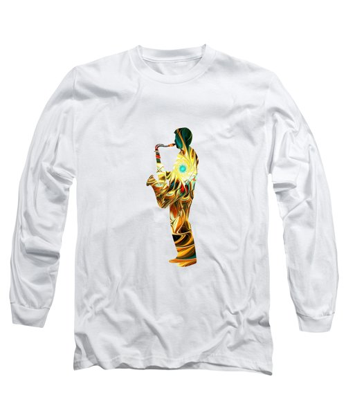 Music - From The Heart Long Sleeve T-Shirt