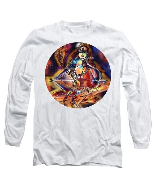 Music Shiva Long Sleeve T-Shirt