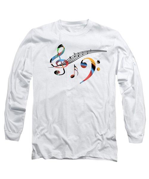 Musical Dreams Long Sleeve T-Shirt