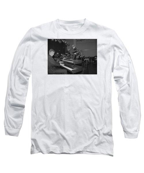 Musical Jazz Band Long Sleeve T-Shirt