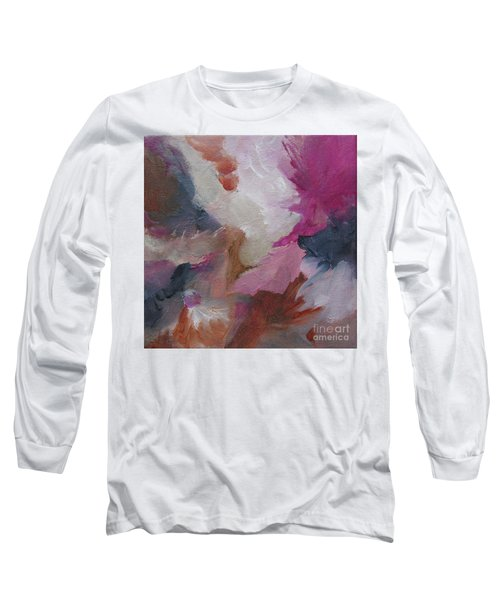 Musing124 Long Sleeve T-Shirt by Elis Cooke