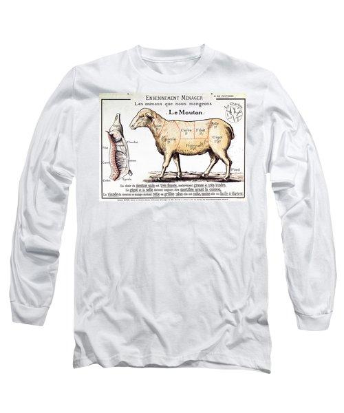 Mutton Long Sleeve T-Shirt