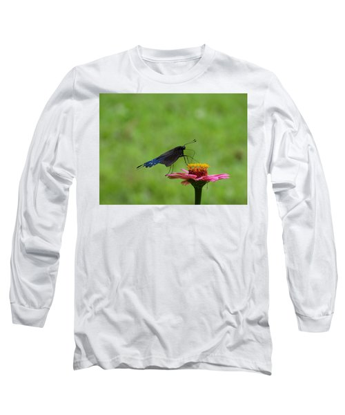 My Butterfly Long Sleeve T-Shirt