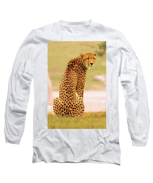 My Cheetah Long Sleeve T-Shirt