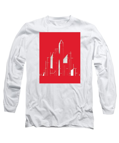 My City Long Sleeve T-Shirt