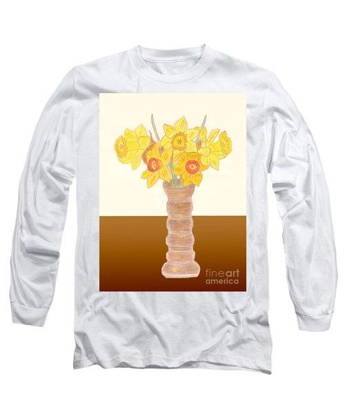 My Daffodils Long Sleeve T-Shirt