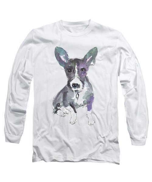 My Dog Ultra Violet Long Sleeve T-Shirt