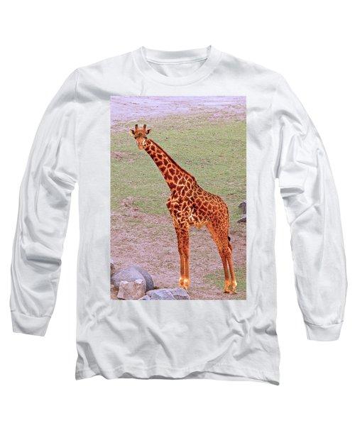 My Giraffe Long Sleeve T-Shirt