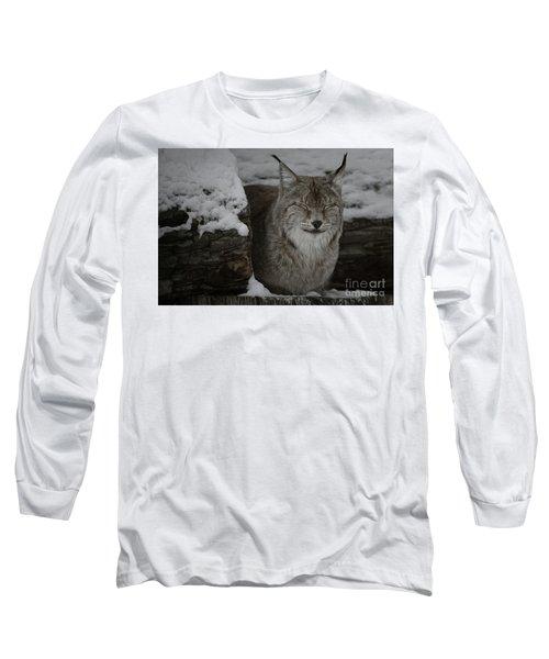 Long Sleeve T-Shirt featuring the photograph My Robert Bateman by Brad Allen Fine Art