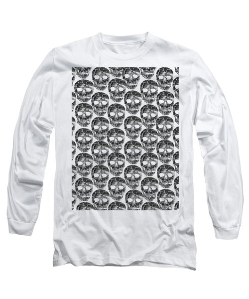 My Scary Gothic Halloween - Transparent Long Sleeve T-Shirt