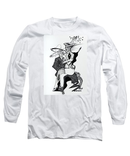 My Shadow And I Long Sleeve T-Shirt