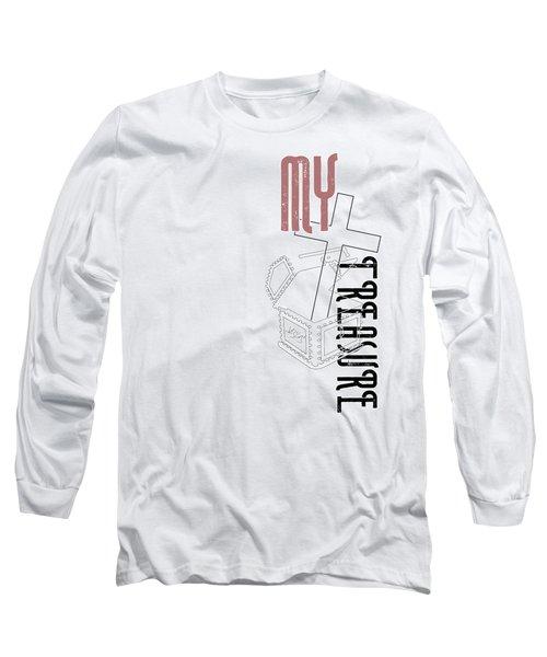 My Treasure Long Sleeve T-Shirt