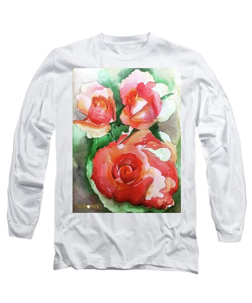 My Wild Irish Rose Long Sleeve T-Shirt
