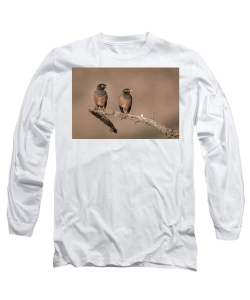 Myna Pair Long Sleeve T-Shirt