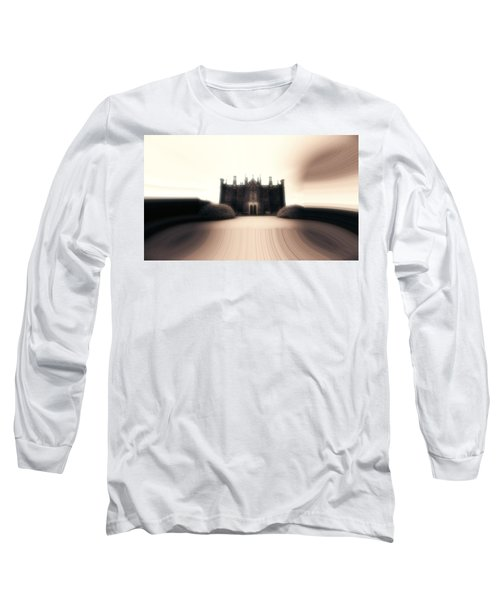 Long Sleeve T-Shirt featuring the photograph Mystery by Keith Elliott