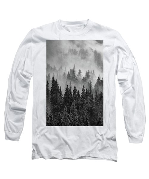 Long Sleeve T-Shirt featuring the photograph Mystic  by Dustin LeFevre