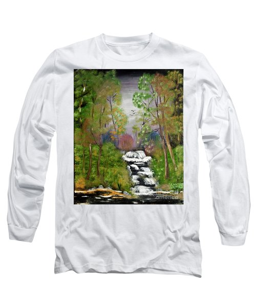Mystic Fall Long Sleeve T-Shirt
