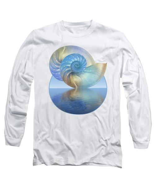 Mystical Reflections Long Sleeve T-Shirt
