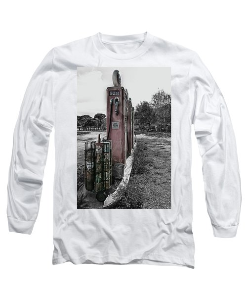 N-tane Long Sleeve T-Shirt by Jeffrey Jensen