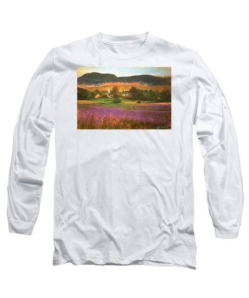 N. Troy Vt. Long Sleeve T-Shirt