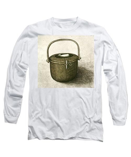 Nantucket Basket Long Sleeve T-Shirt