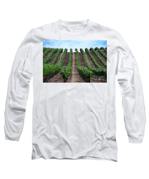 Napa Vineyards Long Sleeve T-Shirt