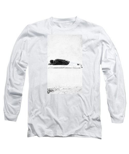 Long Sleeve T-Shirt featuring the photograph Napha by Jez C Self