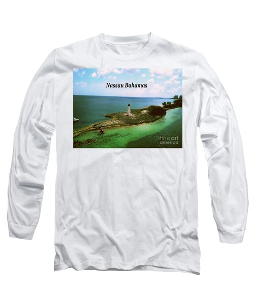 Nassau Long Sleeve T-Shirt by Gary Wonning