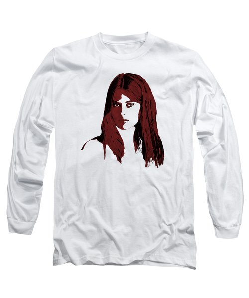 Nastassja Kinski 01 Long Sleeve T-Shirt