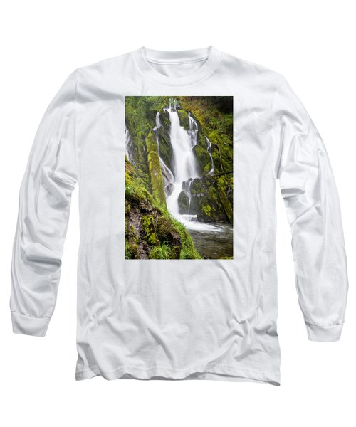 National Falls 1 Long Sleeve T-Shirt by Greg Nyquist