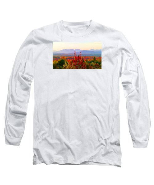 National Scenic Byway Long Sleeve T-Shirt