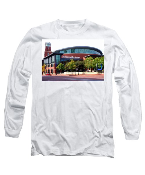 Nationwide Arena Long Sleeve T-Shirt
