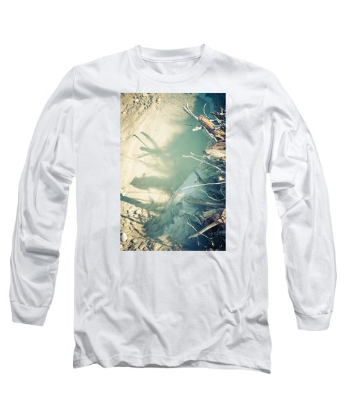 Natural Fantasmigoria Long Sleeve T-Shirt by Michele Cornelius