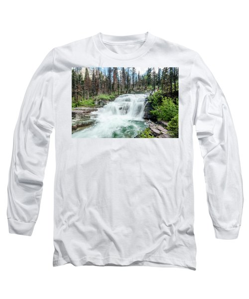 Nature Finds A Way Long Sleeve T-Shirt