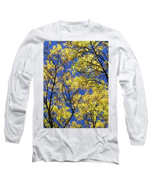 Long Sleeve T-Shirt featuring the photograph Natures Magic - Original by Rebecca Harman