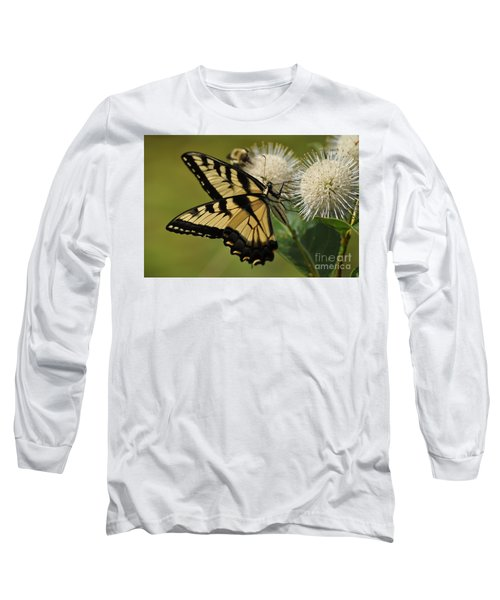 Natures Pin Cushion Long Sleeve T-Shirt